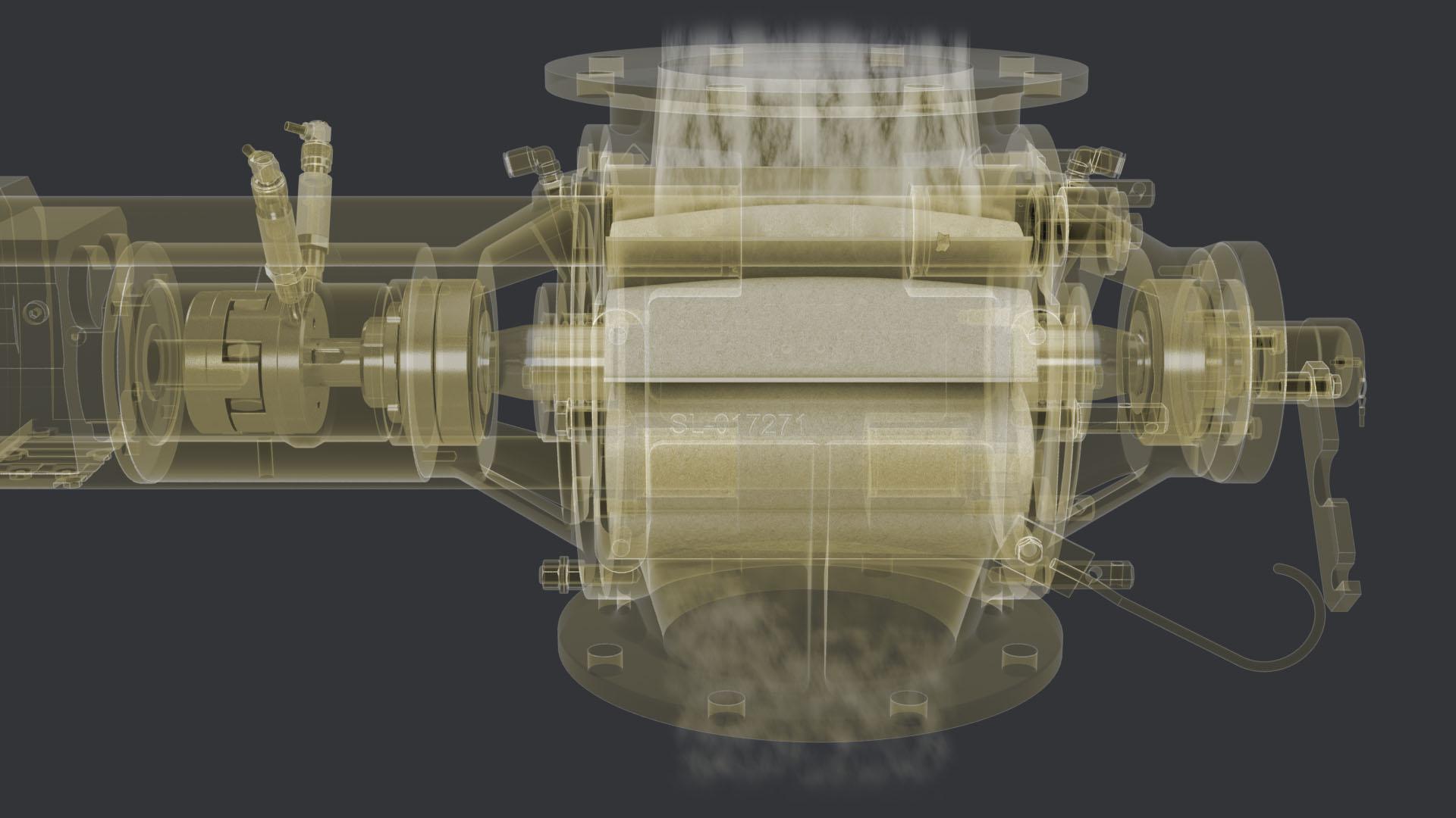 Technische Animationen Basierend Auf 3d Cad Professional
